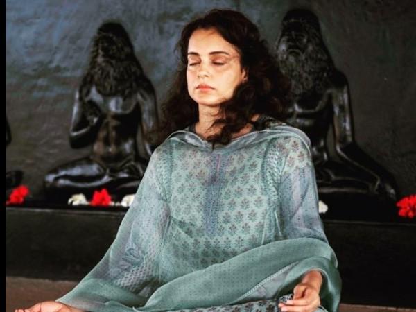 कंगना रनौत को हुआ कोरोना, फोटो शेयर कर बोलीं, 'हर हर महादेव-कोविड को तो मैं हरा दूंगी'
