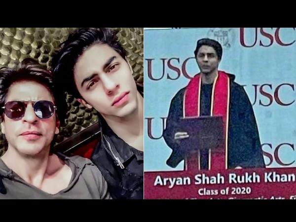 शाहरुख खान के बेटे आर्यन ने पूरा किया ग्रेजुएशन, एक्टिंग में नहीं है इंटरेस्ट- करेंगे ये काम - PHOTOS