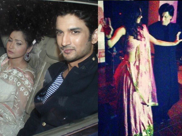जब शाहरुख खान की ईद पार्टी में पहुंचे थे सुशांत सिंह राजपूत और अंकिता लोखंडे- PICS