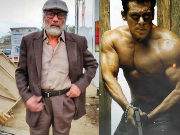 सलमान खान के साथ राधे जैसी फिल्म में काम करना शानदार है- जैकी श्रॉफ