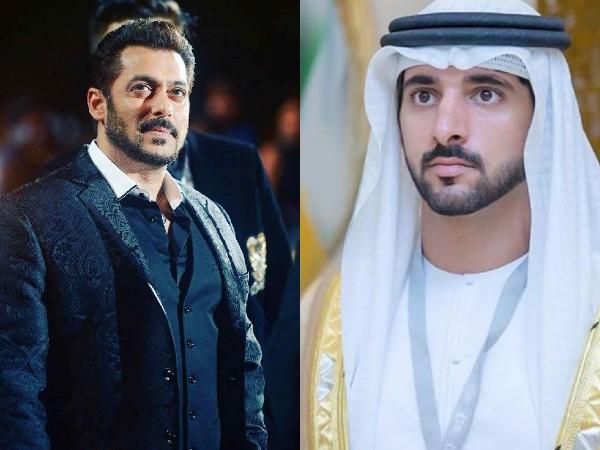 दुबई के प्रिंस शेख हमदान को सलमान खान ने क्यों दी मुबारकबाद? वायरल हो रही है तस्वीर!
