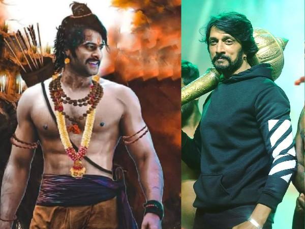 प्रभास की आदिपुरुष में किच्चा सुदीप की एंट्री, निभाएंगे विभीषण का किरदार? जानिए क्या बोले अभिनेता!
