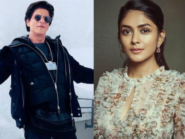शाहरुख खान के साथ रोमांस करना चाहती हैं मृणाल ठाकुर? सुपर 30 एक्ट्रेस ने जाहिर की इच्छा!