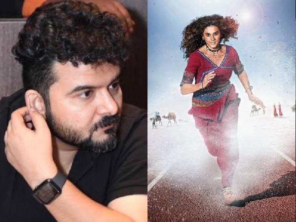 तापसी पन्नू की फिल्म रश्मि रॉकेट के एडिटर अजय शर्मा का निधन, कोरोना वायरस से थे संक्रमित!