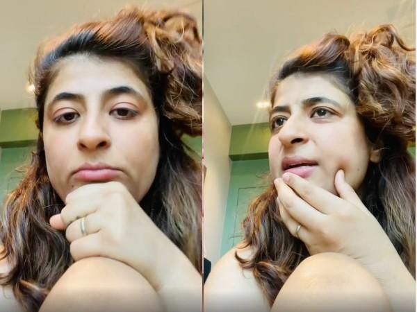 ताहिरा कश्यप खुराना ने शेयर किया कोरोना पर दिल तोड़ने वाला वीडियो, कहा - ये दुख कोई नहीं समझ सकता