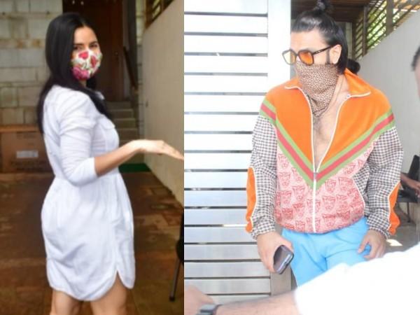 जोया अख्तर के घर पर स्पॉट हुए रणवीर सिंह और कैटरीना कैफ, अगली फिल्म में बन सकती है जोड़ी!