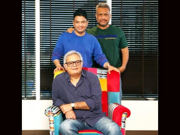 अनुभव सिन्हा, भूषण कुमार और हंसल मेहता ने मिलाया हाथ, एक्शन थ्रिलर के लिए कसी कमर!