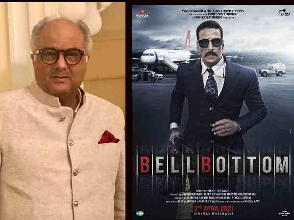 बोनी कपूर ने की अक्षय कुमार के बेल बॉटम रिलीज़ करने की तारीफ, बताया कैसा होगा बॉक्स ऑफिस कलेक्शन