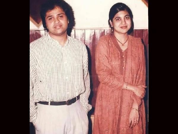 अलका याग्निक के साथ वायरल हुई हिमेश रेशमिया की पुरानी तस्वीर, लोग ऐसे कर रहे हैं कमेंट!