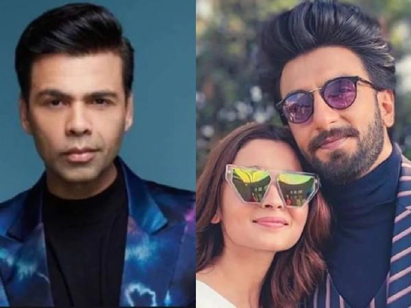 क्या बनेगी आलिया भट्ट और रणवीर सिंह की 'प्रेम कहानी'? करण जौहर की ओर से सामने आया बयान | Karan Johar on Rumours Of Ranveer Singh-Alia Bhatt Prem Kahani says reports