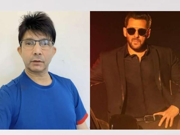 KRK ने सलमान खान से फिर लिया पंगा, कहा- 'बॉलीवुड का गुंडा, करियर कर दूंगा खत्म'