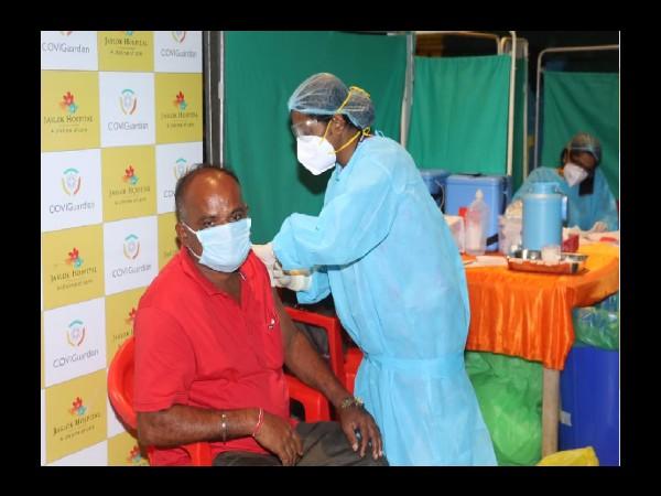 बालाजी टेलीफिल्म्स ग्रुप ने अपने स्टाफ़ के लिए वैक्सीनेशन ड्राइव किया शुरू!