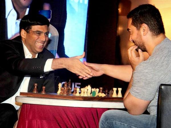 विश्वनाथन आनंद बायोपिक पर बोले आमिर खान, 'विशी का रोल करना मेरे लिए खुशी की बात होगी'