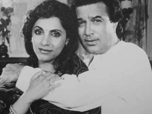 डिंपल कपाड़िया और राजेश खन्ना की ऐसी थी लव स्टोरी- पहली नजर में प्यार और 16 साल में हुई शादी