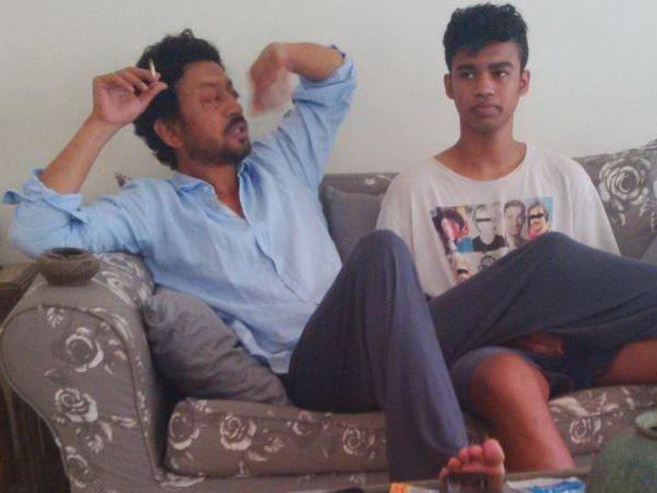 पिता इरफान खान के लिए बेटे बाबिल का दर्दनाक पोस्ट, 'काश आप देखते मैं कितनी कड़ी मेहनत कर रहा हूं'
