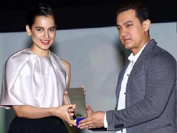 कंगना रनौत ने पासपोर्ट विवाद में घसीटा आमिर खान नाम, बोल डाली इतनी बड़ी बात!