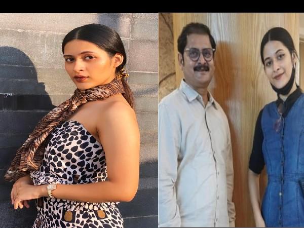 'भाबीजी घर पर हैं' के मनमोहन तिवारी की बेटी इतनी Hot, गोरी मेम को भूल जायेंगे, बवाल तस्वीरें