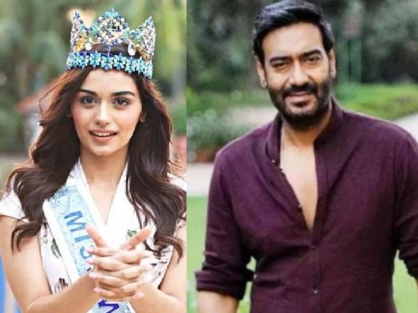 अजय देवगन की सुपरहीरो फिल्म में हुई मानुषी छिल्लर की एंट्री? अहान पांडे के साथ करेंगी रोमांस!