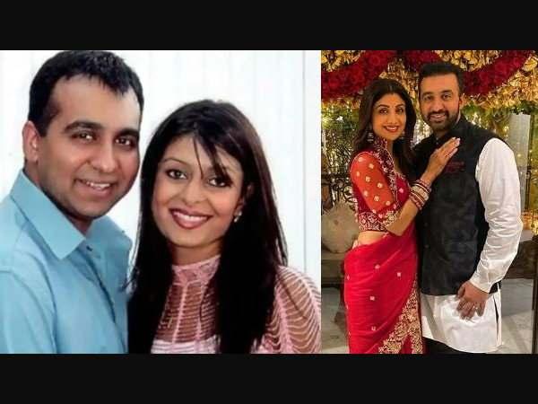 शिल्पा शेट्टी के पति राज कुंद्रा ने एक्स वाइफ को लेकर किया बड़ा खुलासा-