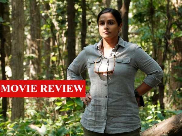 'शेरनी' फिल्म रिव्यू- पितृसत्ता के जंगल राज में 'सुपरमैन' बनकर उभरती हैं विद्या बालन