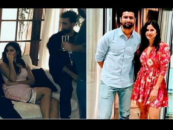 कैटरीना कैफ ने विकी कौशल को दी वार्निंग – सारा अली खान के साथ नो किसिंग सीन   Katrina Kaif warns Vicky Kaushal against intimate scenes with Sara Ali Khan