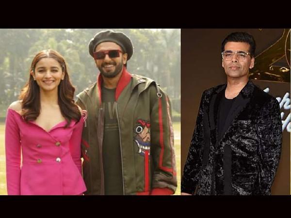 'रॉकी और रानी की प्रेम कहानी'- करण जौहर ने किया रणवीर सिंह और आलिया भट्ट की फिल्म का ऐलान!