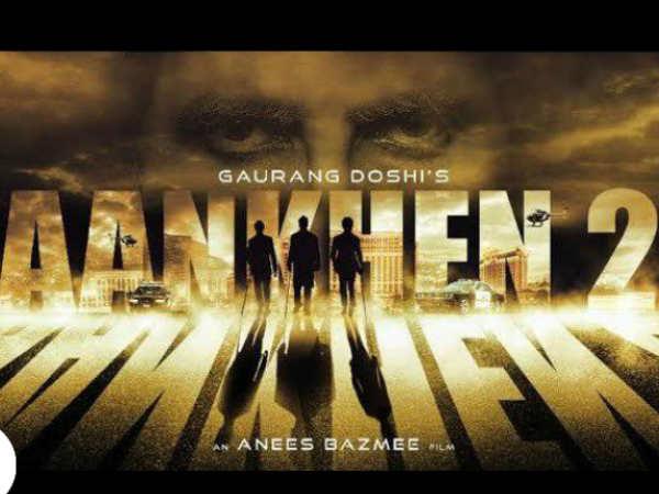 अब नहीं बनेगी आंखे 2, अमिताभ बच्चन ने इस वजह से किया फिल्म से किनारा!