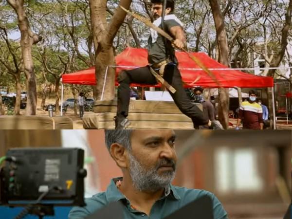 रिलीज हुआ आरआरआर का चौकाने वाला मेकिंग वीडियो, एसएस राजामौली ने फिर दिलाई बाहुबली की याद!