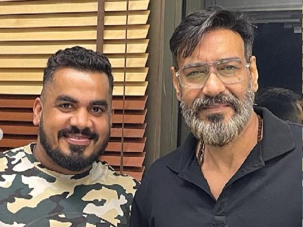 भुज- बियर्ड लुक में अजय देवगन का दिखा अलग अंदाज, फैंस कर रहे हैं फिल्म रिलीज का इंतजार!