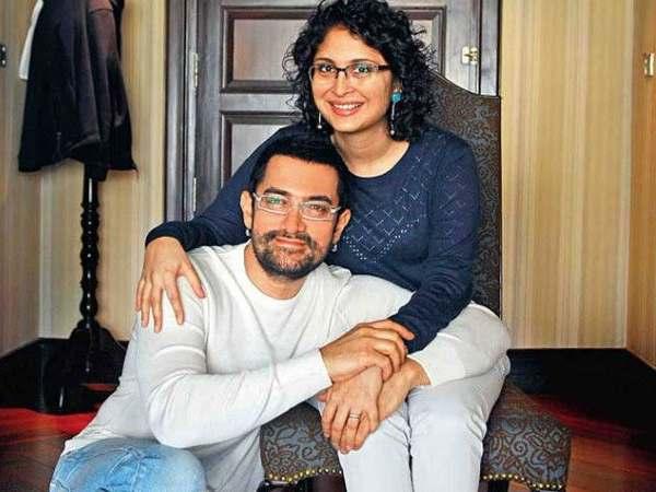 आमिर खान और किरण हुए अलग; जारी किया बयान