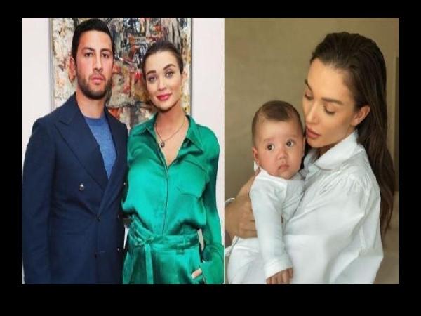 बिना शादी के एमी जैक्सन बनीं मां,  2 साल बाद मंगेतर से ब्रेकअप, गुस्से में डिलीट की सारी फोटो !
