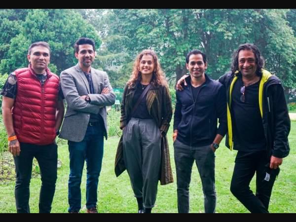 तापसी पन्नू ने अपनी फिल्म