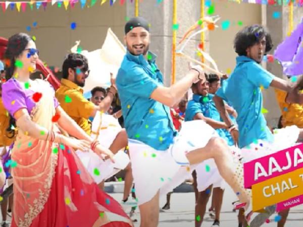 क्रिकेटर हरभजन सिंह टफेनड स्टूडियोज़ लिमिटेड की फिल्म 'फ्रेंडशिप' के साथ सिल्वर स्क्रीन पर करेंगे डेब्यू!