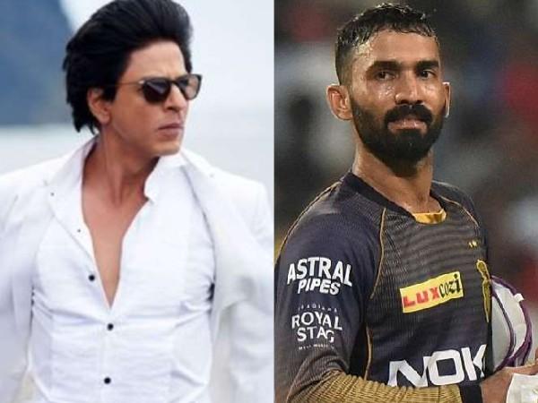 दिनेश कार्तिक की मदद के लिए शाहरुख खान ने किया था निजी जेट का इंतजाम, अब खुला बड़ा राज!