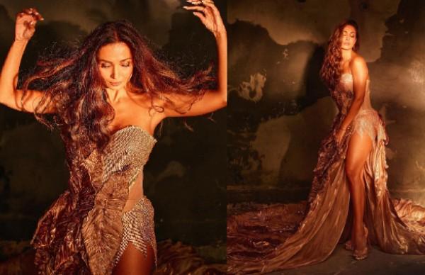 मलाइका अरोड़ा की लेटेस्ट तस्वीरें उड़ा देंगी होश, अभिनेत्री ने बोल्ड लुक में ढाया कहर!