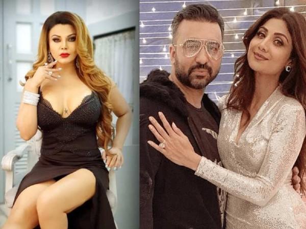 राज कुंद्रा पोर्नोग्राफी केस- समर्थन में आईं राखी सावंत बोलीं, 'अश्लील फिल्में बंदूक की नोक पर नहीं बनाई जाती'