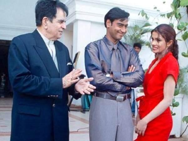 दिलीप कुमार की अजय देवगन, प्रियंका चोपड़ा, शाहरुख खान के साथ फिल्में- जो हो गईं डिब्बाबंद