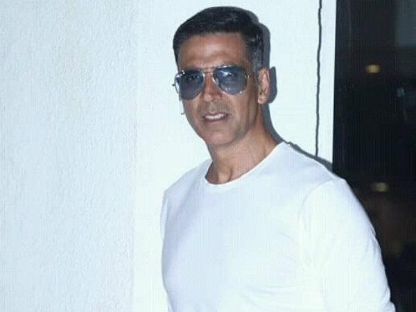 अक्षय कुमार फिल्म 'ओह माय गॉड 2' की शूटिंग के लिए तैयार