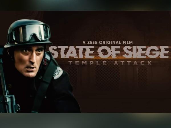 'स्टेट ऑफ सीज: टेंपल अटैक' रिव्यू- अक्षरधाम अटैक का दर्द और NSG का पराक्रम, दमदार दिखे अक्षय खन्ना