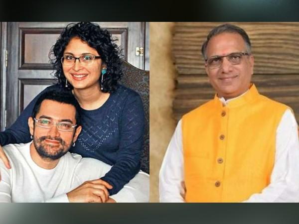 BJP नेता का आमिर खान-किरण राव के तलाक पर विवादित बयान, 'दादा बनने की उम्र में तीसरी बीवी ढूंढ रहे'