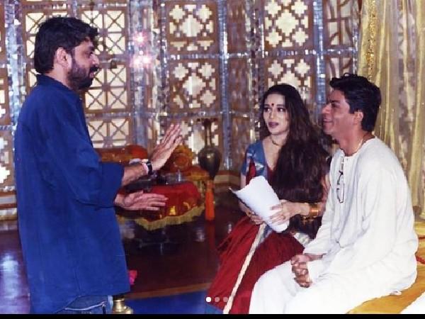 देवदास के दौरान शाहरुख खान को सबसे मुश्किल लगा था धोती संभालना- खुद बताया किस्सा