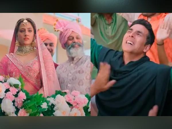 अक्षय कुमार और नुपूर सेनन का 'फिलहाल 2 मोहब्बत' गाना रिलीज, दर्द भरा सॉन्ग- VIDEO