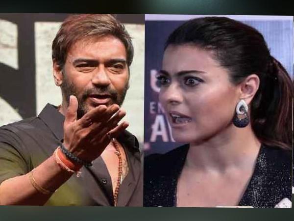 अजय देवगन के अफेयर की खबरें सुन काजोल ने उठाया था ये कदम, शादी टूटने से बची थी ! | When Kajol Ajay Devgan fight after rumoured affair with co-star kangana ranaut