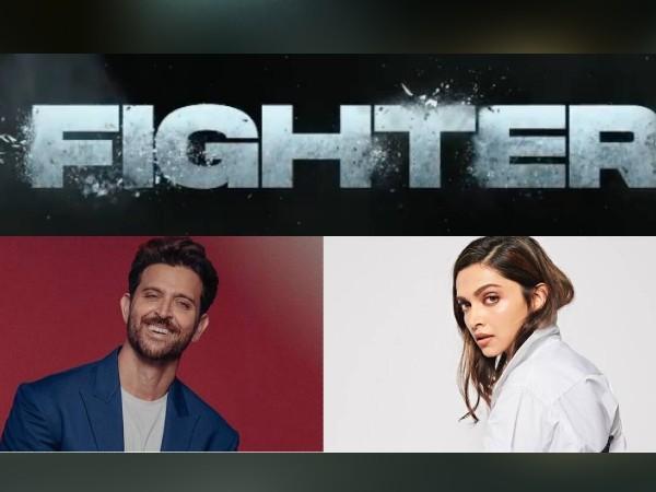 भारत की पहली एरियल एक्शन फिल्म होगी ऋतिक रोशन और दीपिका पादुकोण की 'फाइटर'