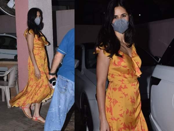 संजय लीला भंसाली के ऑफिस के बाहर दिखीं कैटरीना कैफ, अगली बड़ी फिल्म की चल रही है तैयारी!