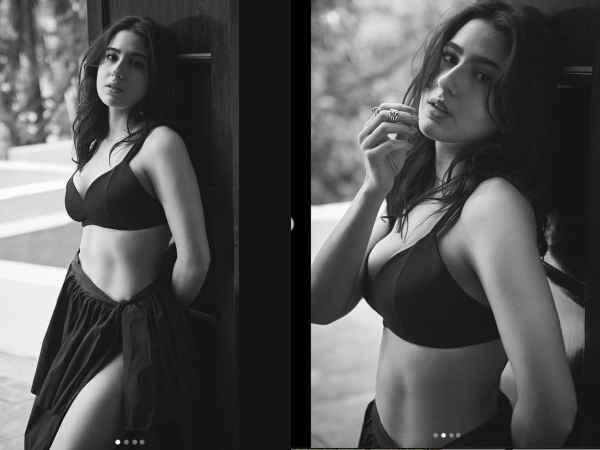 सारा अली खान ने शेयर की उफ्फ सी नई तस्वीरें, श्रद्धा कपूर के 'खास दोस्त' से करवाया फोटोशूट