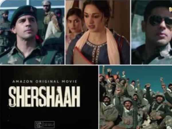 शेरशाह ट्रेलर रिएक्शन - अक्षय कुमार हुए भावुक, फैन्स ने सिद्धार्थ मल्होत्रा के करियर की बेस्ट फिल्म