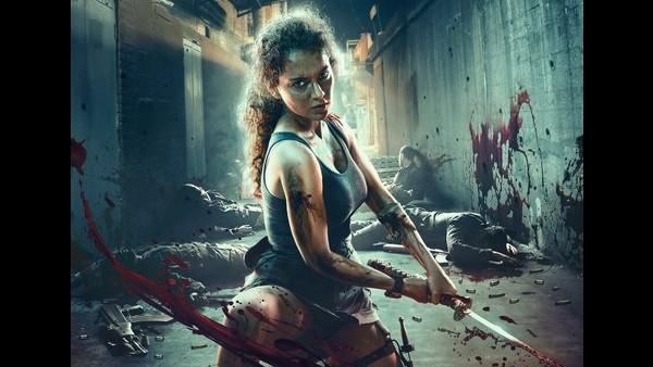 कंगना रनौत की 'धाकड़' बन गई बॉलीवुड की सबसे मंहगी फिल्म? बजट जानकर हिल जाएंगी बाकी अभिनेत्रियां!