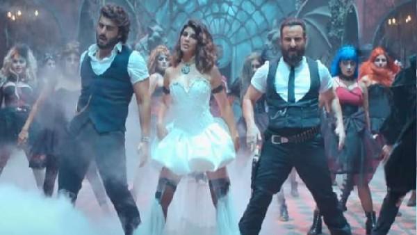 भूत पुलिस के पहला गाना हुआ रिलीज, देखिए जैकलीन फर्नांडीज और सैफ अली खान का स्वैग!