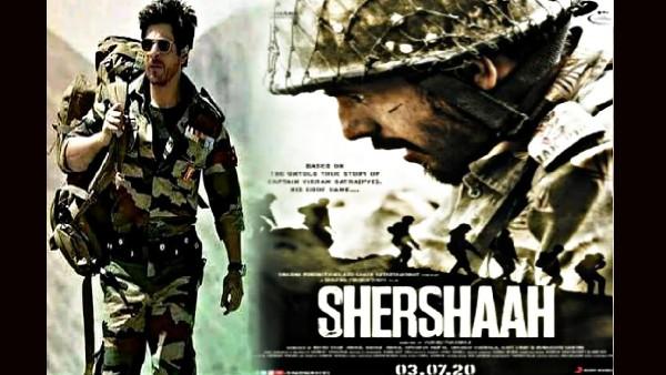 शाहरुख खान ने देखी सिद्धार्थ मल्होत्रा की शेरशाह, ट्विटर पर दिया रिव्यू, एकदम शानदार!